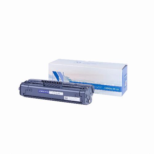 Лазерный картридж NV Print NV-C4092A/NV-EP-22 (Совместимый (дубликат) Черный - Black) NV-C4092A/EP-22