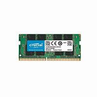 Оперативная память (ОЗУ) Crucial CT4G4SFS6266 (4 Гб, SO-DIMM, 2666 МГц, DDR4, non-ECC, Unregistered) CT4G4SFS6266