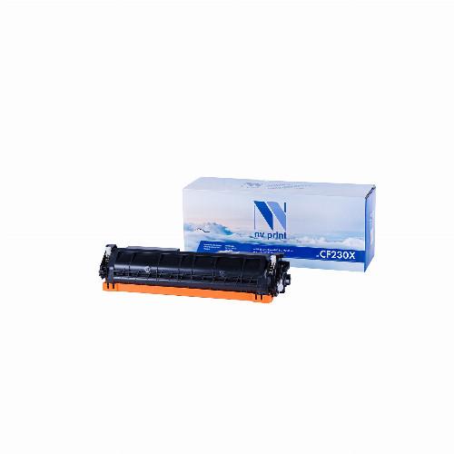 Лазерный картридж NV Print NV-CF230X (Совместимый (дубликат) Черный - Black) NV-CF230X