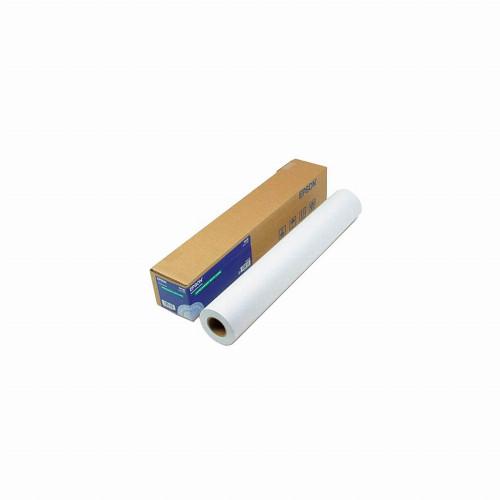 """Бумага для плоттеров (рулонная) Epson Bond Paper Satin (А1, 2"""" 50.8 мм, 50м, 90г/м2, Глянцевая, 24""""/610мм)"""