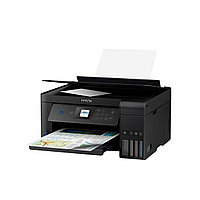 МФУ Epson L4160 Color (Струйный, A4, Цветной, USB, Wi-fi, Планшетный) C11CG23403
