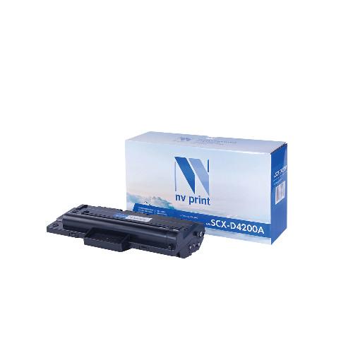 Лазерный картридж NV Print NV-SCX-D4200A (Совместимый (дубликат) Черный - Black) NV-SCXD4200A