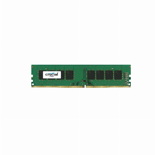 Оперативная память (ОЗУ) Crucial CT16G4DFD824A (16 Гб, DIMM, 2400 МГц, DDR4, non-ECC, Unregistered) CT16G4DFD824A