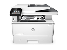 МФУ HP LaserJet Pro MFP M428fdn Color (Лазерный, A4, Монохромный (черно - белый), USB, Ethernet, Планшетный)