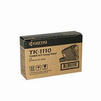 Тонер картридж Kyocera TK-1110 (Оригинальный Черный - Black) 1T02M50NX1