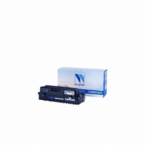 Лазерный картридж NV Print NV-106R03621 для Phaser/WorkCentre 3330/3335(дубликат) Черный - Black) NV-106R03621