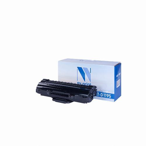 Лазерный картридж NV Print NV-MLT-D119S (Совместимый (дубликат), Черный - Black) NV-MLTD119S