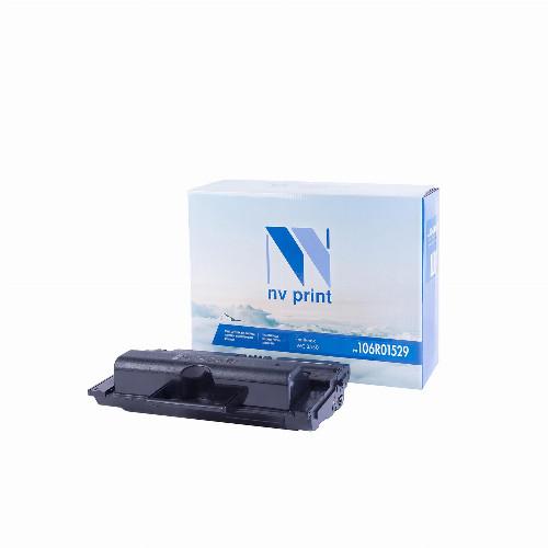 Лазерный картридж NV Print NV-106R01529 (Совместимый (дубликат) Черный - Black) NV-106R01529