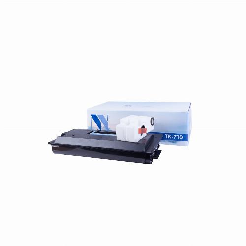 Тонер картридж NV Print NV-TK-710 (Совместимый (дубликат) Черный - Black) NV-TK710