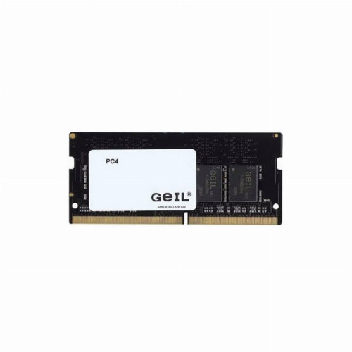 Оперативная память (ОЗУ) Geil GS416GB2133C15S (16 Гб, SO-DIMM, 2133 МГц, DDR4, non-ECC, Unregistered)