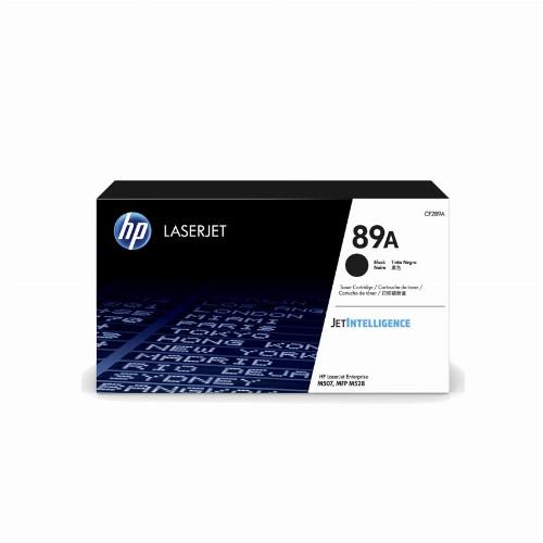 Лазерный картридж HP 89A (Оригинальный, Черный - Black) CF289A