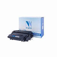 Лазерный картридж NV Print CE255X (Совместимый (дубликат) Черный - Black) NV-CE255X