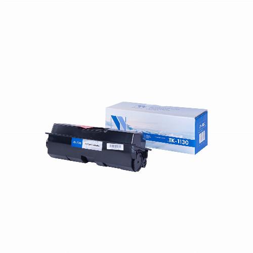 Тонер картридж NV Print NV-TK-1130 (Совместимый (дубликат) Черный - Black) NV-TK1130