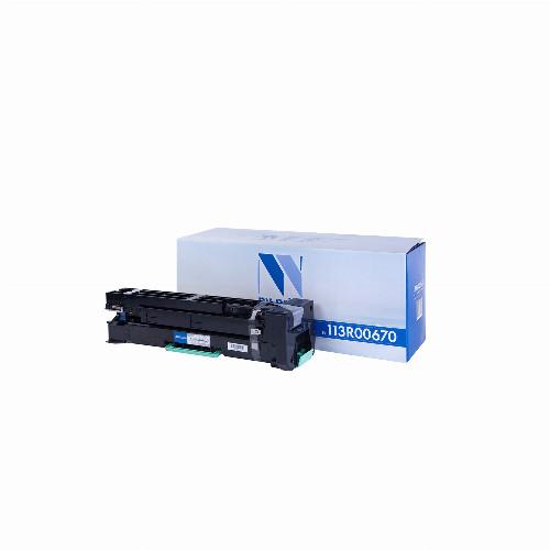 Лазерный картридж NV Print NV-113R00670 (Совместимый (дубликат) Черный - Black) NV-113R00670