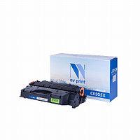 Лазерный картридж NV Print NV-CE505X (Совместимый (дубликат) Черный - Black) NV-CE505X