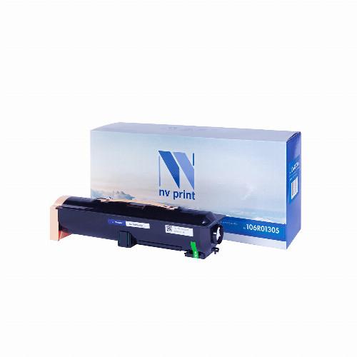 Тонер картридж NV Print NV-106R01305 (Совместимый (дубликат) Черный - Black) NV-106R01305