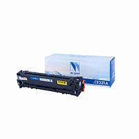 Лазерный картридж NV Print CE321A (дубликат) Голубой - Cyan) NV-CE321AC