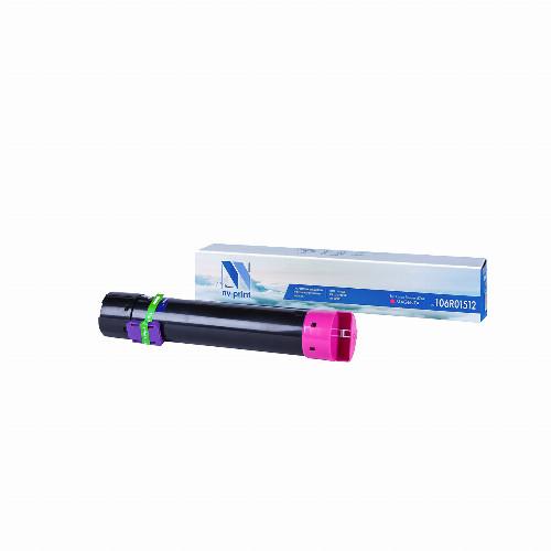 Тонер картридж NV Print NV-106R01512 (Совместимый (дубликат) Пурпурный - Magenta) NV-106R01512M