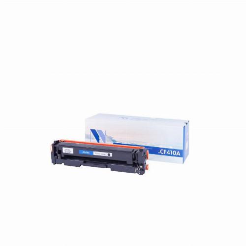 Лазерный картридж NV Print NV-CF410A (Совместимый (дубликат) Черный - Black) NV-CF410ABk