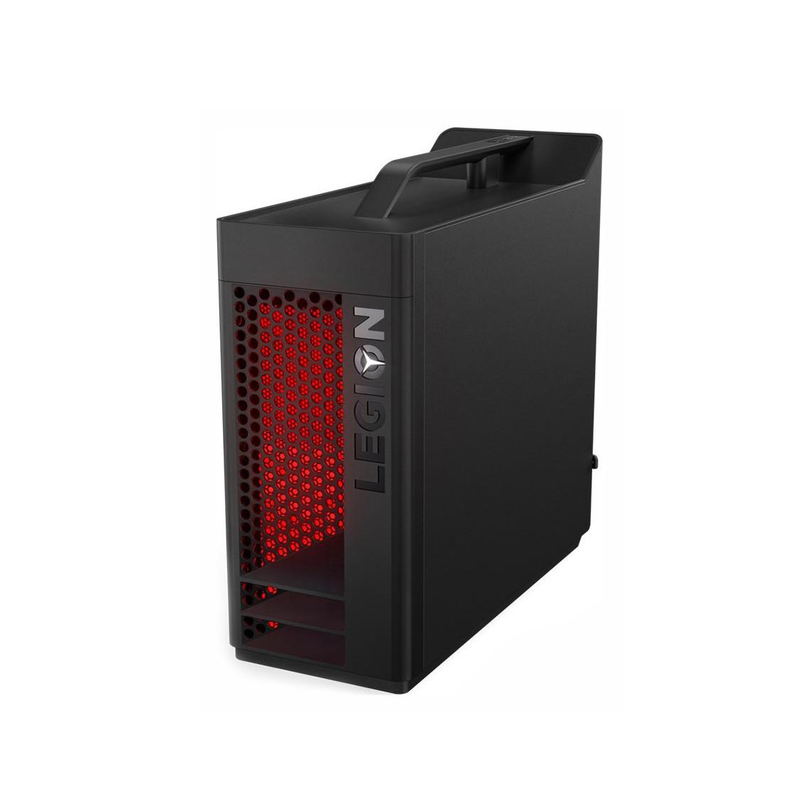 Пк Lenovo Legion T730-28ICO (Intel Core i7 6 ядер 16 Гб HDD SSD 1000 Гб 128 Гб DVD-RW DOS) 90JF000URK