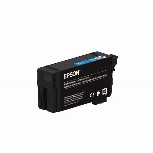 Струйный картридж Epson Singlepack UltraChrome XD2 T40D240 (Оригинальный, Голубой - Cyan) C13T40D240