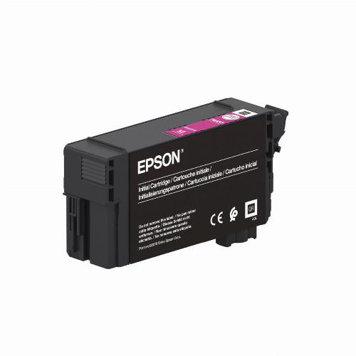 Струйный картридж Epson Singlepack UltraChrome XD2 T40D340 (Оригинальный, Пурпурный - Magenta) C13T40D340