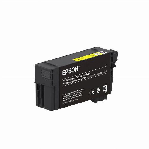 Струйный картридж Epson Singlepack UltraChrome XD2 T40D440 (Оригинальный, Желтый - Yellow) C13T40D440