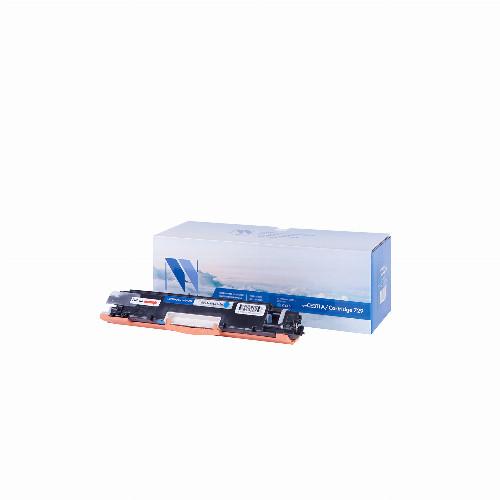 Лазерный картридж NV Print NV-CE311A (Совместимый (дубликат) Голубой - Cyan) NV-CE311A/729C