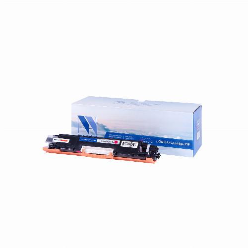 Лазерный картридж NV Print NV-CE313A (Совместимый (дубликат) Пурпурный - Magenta) NV-CE313A/729M