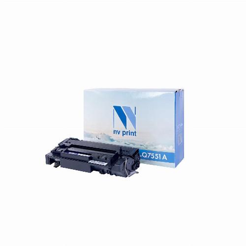 Лазерный картридж NV Print NV-Q7551A (Совместимый (дубликат) Черный - Black) NV-Q7551A