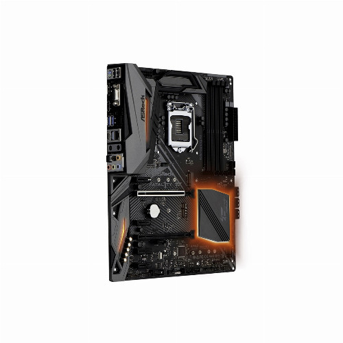 Материнская плата ASRock Fatality B360 GAMING K4 (Standard-ATX, LGA1151, Intel B360, 4 x DDR4, 64 Гб) B360 GAMING K4