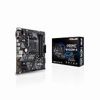 Материнская плата Asus PRIME B450M-A (Micro-ATX, AM4, AMD B450, 4 x DDR4, 64 Гб) PRIME B450M-A