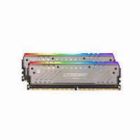 Оперативная память (ОЗУ) Crucial Ballistix Tactical Tracer RGB BLT2K16G4D26BFT4 (32 Гб, DIMM, 2666 МГц, DDR4, non-ECC, Unregistered) BLT2K16G4D26BFT4