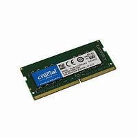 Оперативная память (ОЗУ) Crucial CT4G4SFS8266 (4 Гб, SO-DIMM, 2666 МГц, DDR4, non-ECC, Unregistered) CT4G4SFS8266
