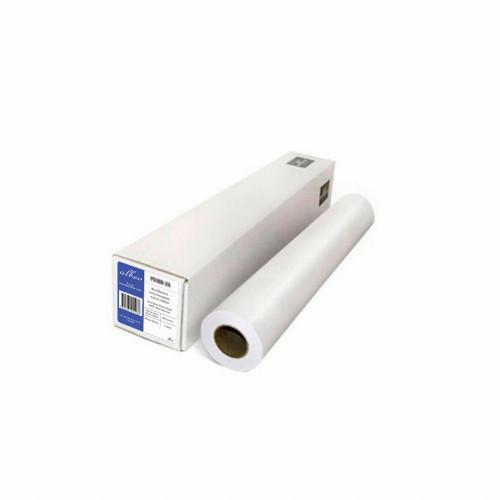"Бумага для плоттеров (рулонная) Albeo InkJet Coated Paper W90-42 (А0+ 2"" 50.8 мм 30м 90г/м2 Унив 42""/1067мм)"
