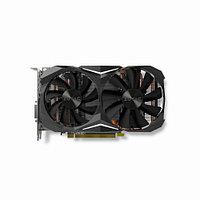 Видеокарта Zotac GeForce GTX1080 Mini (Nvidia, 8 Гб, GDDR5X, 256 бит, PCI-E 3.0 x 16, 1 x DVI-D, 1 x HDMI, 3 x