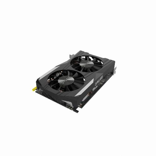 Видеокарта Zotac GeForce GTX1050  OC (Nvidia, 2 Гб, GDDR5, 128 бит, PCI-E 3.0 x 16, 1 x DVI-D, 1 x HDMI, 1 x