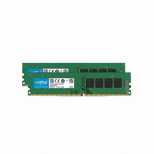 Оперативная память (ОЗУ) Crucial CT2K4G4DFS6266 (8 Гб, DIMM, 2666 МГц, DDR4, non-ECC, Unregistered) CT2K4G4DFS6266