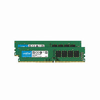 Оперативная память (ОЗУ) Crucial CT2K4G4DFS6266 (8 Гб, DIMM, 2666 МГц, DDR4, non-ECC, Unregistered)
