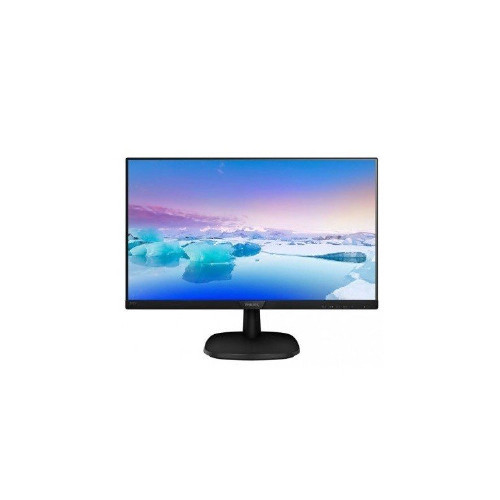 """Монитор Philips V Line 273V7QSB/00 (27"""" / 68,58см, 1920 x 1080 (Full HD), IPS, 16:9, 250 кд/м2, 8 мс, 1000:1, 60 Гц, 1 x VGA, 1 x DVI-D, Черный)"""
