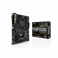 Материнская плата Asus TUF X470-PLUS GAMING (Standard-ATX, AM4, AMD X470, 4 x DDR4, 64 Гб) TUF X470-PLUS