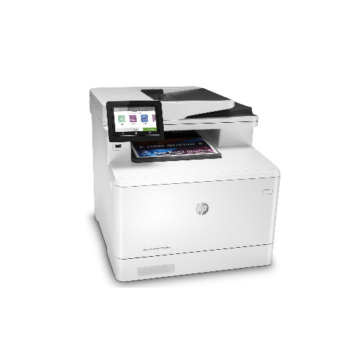 МФУ HP LaserJet Pro MFP M479fdw (Лазерный A4 Цветной USB Ethernet Wi-fi Планшетный) W1A80A
