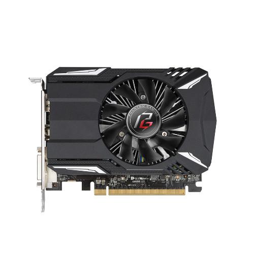 Видеокарта ASRock PHANTOM GAMING RADEON RX560 (AMD, 4 Гб, GDDR5, 128 бит, PCI-E 3.0 x 16, 1 x DVI-D, 2 x HDMI,