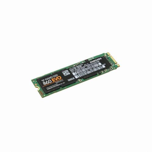 Жесткий диск внутренний Samsung 860 EVO 500Гб SSD M.2 PCIe MZ-N6E500BW