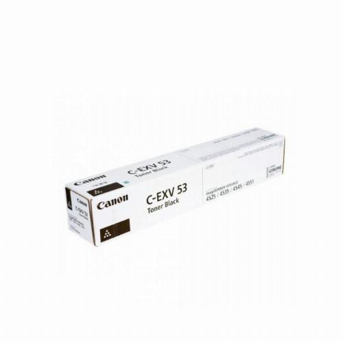 Тонер картридж Canon C-EXV 53 (Оригинальный Черный - Black) 0473C002