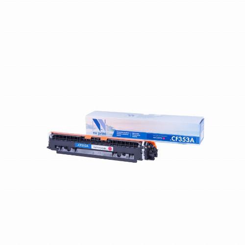 Лазерный картридж NV Print NV-CF353A (Совместимый (дубликат) Пурпурный - Magenta) NV-CF353AM