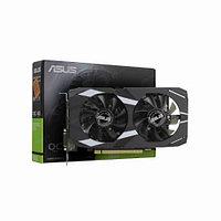 Видеокарта Asus DUAL GeForce GTX1650 (Nvidia, 4 Гб, GDDR5, 128 бит, PCI-E 3.0 x 16, 1 x DVI-D, 1 x HDMI, 1 x