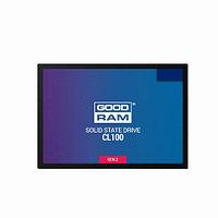 Жесткий диск внутренний GOODRAM CL100  SSDPR-CL100-480-G2 480Гб SSD 2,5″ SATA SSDPR-CL100-480-G2