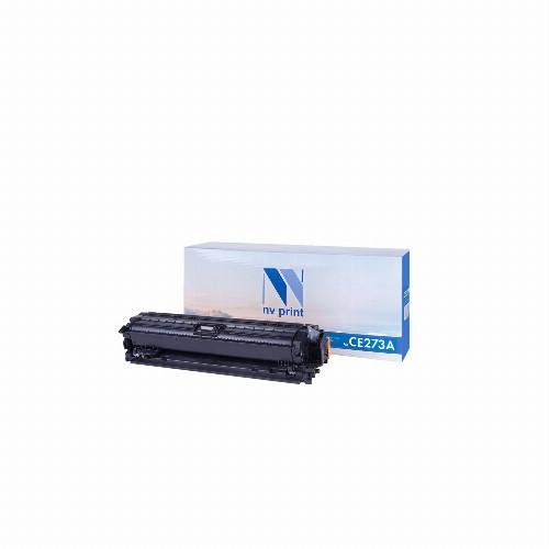 Лазерный картридж NV Print NV-CE273A (Совместимый (дубликат) Пурпурный - Magenta) NV-CE273AM
