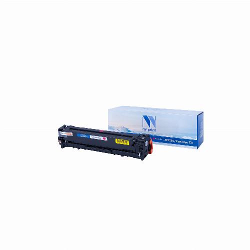 Лазерный картридж NV Print NV-CF213A/NV-731 (Совместимый (дубликат), Пурпурный - Magenta) NV-CF213A/731M